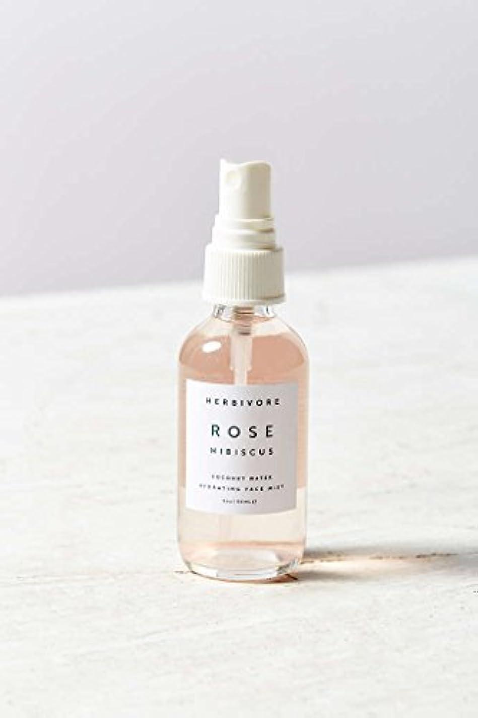 指可決ハイランドHERBIVORE Rose Hibiscus Hydrating Face Mist 60ml