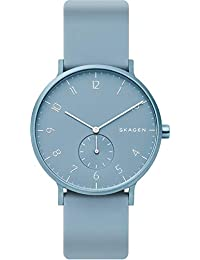 [スカーゲン]SKAGEN 腕時計 AAREN ライトブルー SKW6509  【正規輸入品】