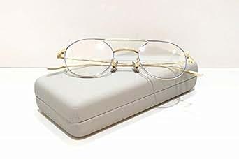 YUICHI TOYAMA U-067 04メガネフレームUSHアッシュめがね 眼鏡 サングラスクラシックツーブリッジボストン