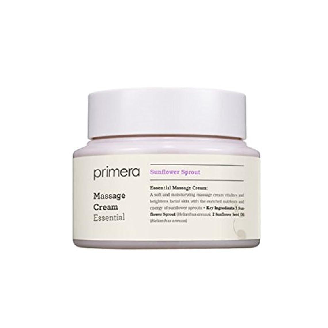 メンテナンスどっちでも受取人(プリメーラ) PRIMERA エッセンシャルマッサージ クリーム Essential Massage Cream (韓国直発送) oopspanda