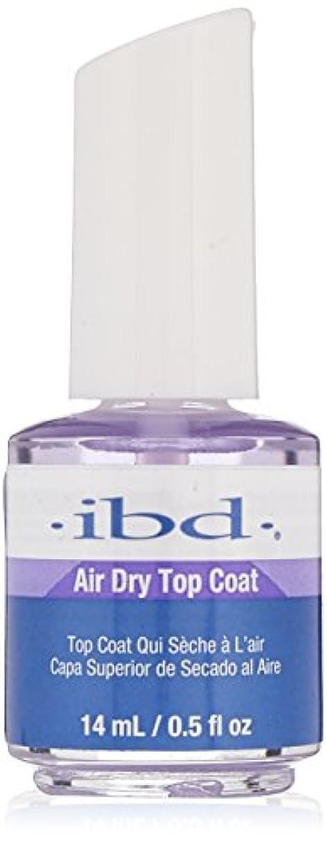 ニコチン不運中央値ibd(アイビーディー)エア-ドライトップコート 1/2oz