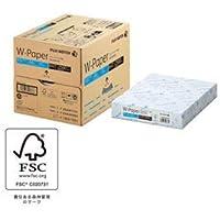 コピー用紙 W-Paper A4 1箱5冊入