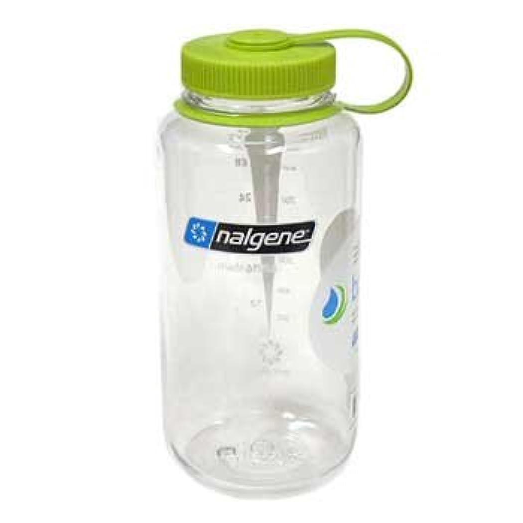 かもしれない継続中周術期nalgene(ナルゲン) 広口1リットル Tritan クリア カラーボトル