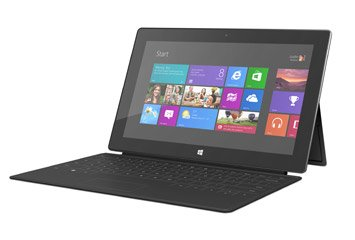 Windows Surface 32GB with Black Touch Cover 米国版 / マイクロソフト