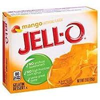 ジェロー マンゴ85g JELL-O mango 85g
