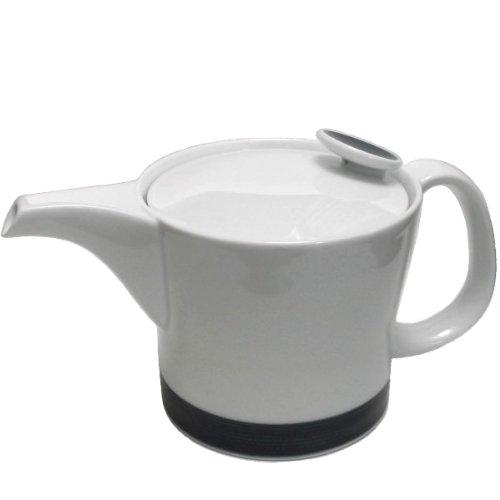 白山陶器『麻の糸 ポット 大』
