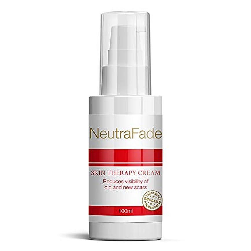 NEUTRA FADE Cream 皮膚治療クリームはSCARの可視性を低減 NEUTRA feido hifu chiryō kurīmu wa sukā no kashi-sei o teigen