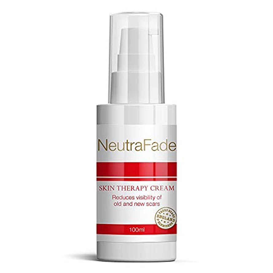 対処する適度に鉱石NEUTRA FADE Cream 皮膚治療クリームはSCARの可視性を低減 NEUTRA feido hifu chiryō kurīmu wa sukā no kashi-sei o teigen