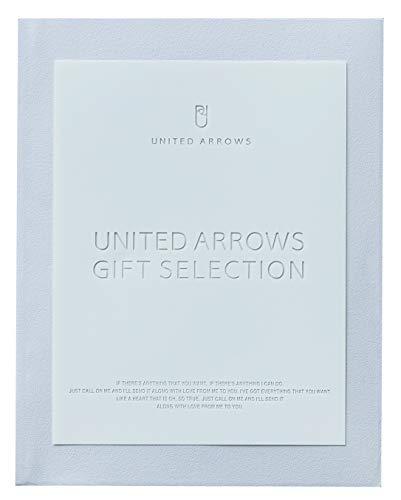 UNITED ARROWS GIFT SELECTION ユナイテッドアローズ オリジナルカタログギフトUAGS-Aコース(包装済み/ノキアブラウン)