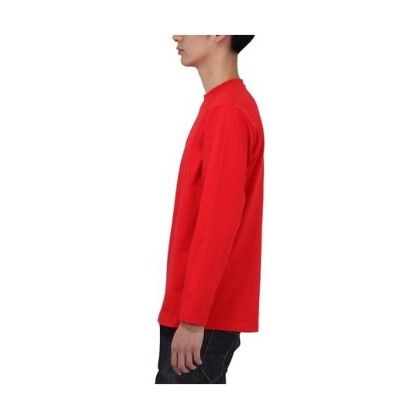 [プリントスター] 長袖 5.6オンス リブ無...の紹介画像4