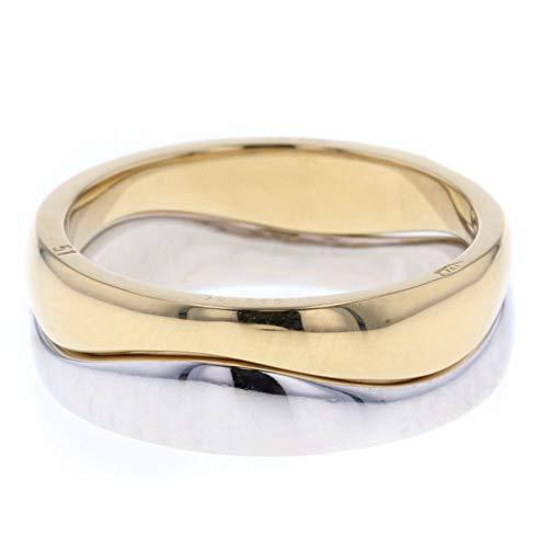 (カルティエ) CARTIER ラブミー  リング・指輪 K18イエローゴールド/K18ホワイトゴールド レディース 中古