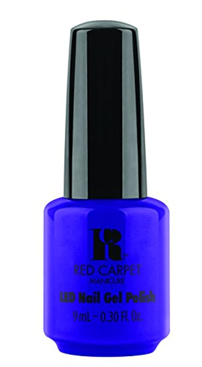 文定規ドライバRed Carpet Manicure - LED Nail Gel Polish - Re-Luxe A Little - 0.3oz/9ml