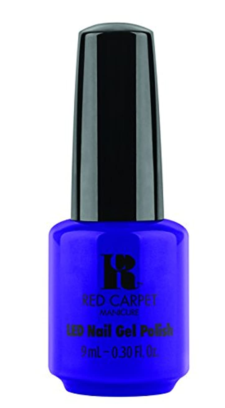 真剣に予測するどこにでもRed Carpet Manicure - LED Nail Gel Polish - Re-Luxe A Little - 0.3oz/9ml