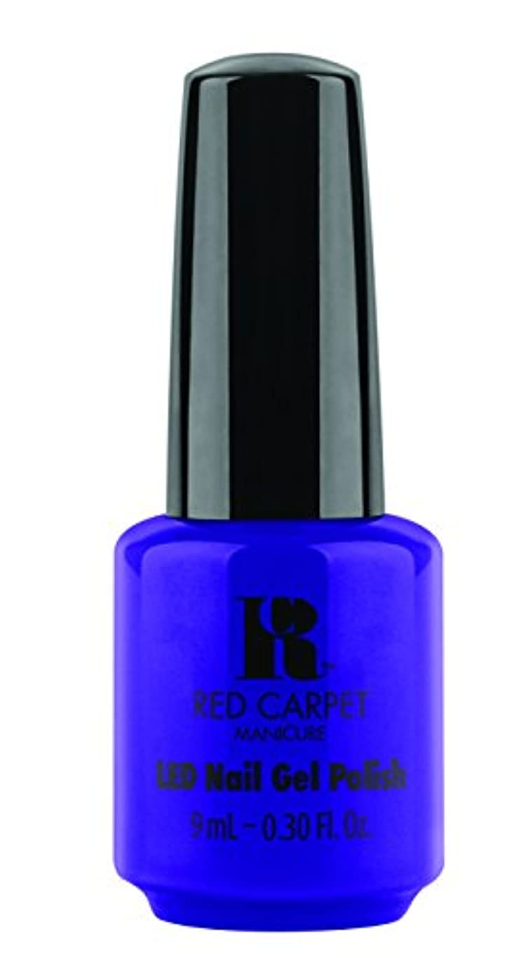 勝つ完了水っぽいRed Carpet Manicure - LED Nail Gel Polish - Re-Luxe A Little - 0.3oz/9ml