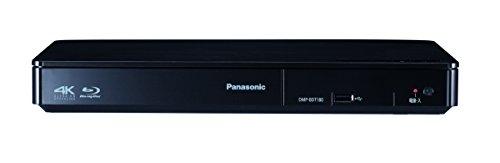 パナソニック ブルーレイディスクプレーヤー 4Kアップコンバート対応 DMP-BDT180-K