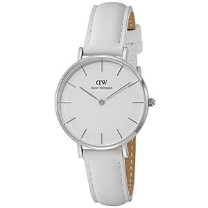 [ダニエル・ウェリントン]Daniel Wellington 腕時計 Classic Petite Bondi ホワイト文字盤 DW00100190 【並行輸入品】