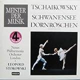 【※CDではありません】チャイコフスキー:白鳥の湖Op.20(9曲),眠りの森の美女Op.66(9曲)【中古LP】