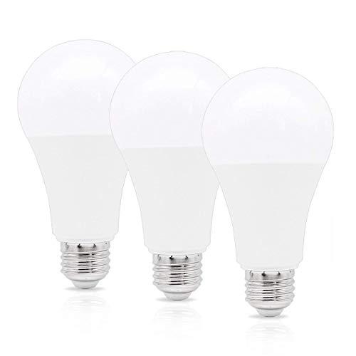 LED電球 レーダーセンサーライト e26 明暗&人感センサ...