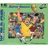 テクモワールドカップスーパーサッカーSC 【PCエンジン】