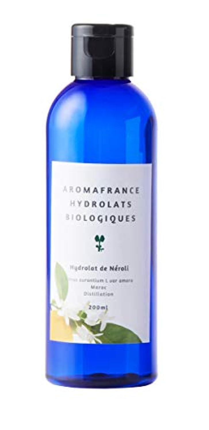 落ち着く無駄な世界的にアロマフランス(Aroma France)イドロラ ド ネロリ 200ml