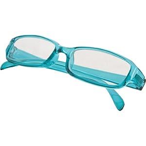 不二貿易 リーディンググラス ZFLD1685-7 1.5度 老眼鏡 ブルー 11460