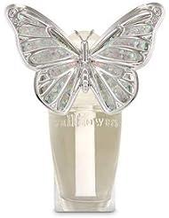 【Bath&Body Works/バス&ボディワークス】 ルームフレグランス プラグインスターター (本体のみ) スプリングバタフライ ナイトライト Wallflowers Fragrance Plug Spring butterfly...