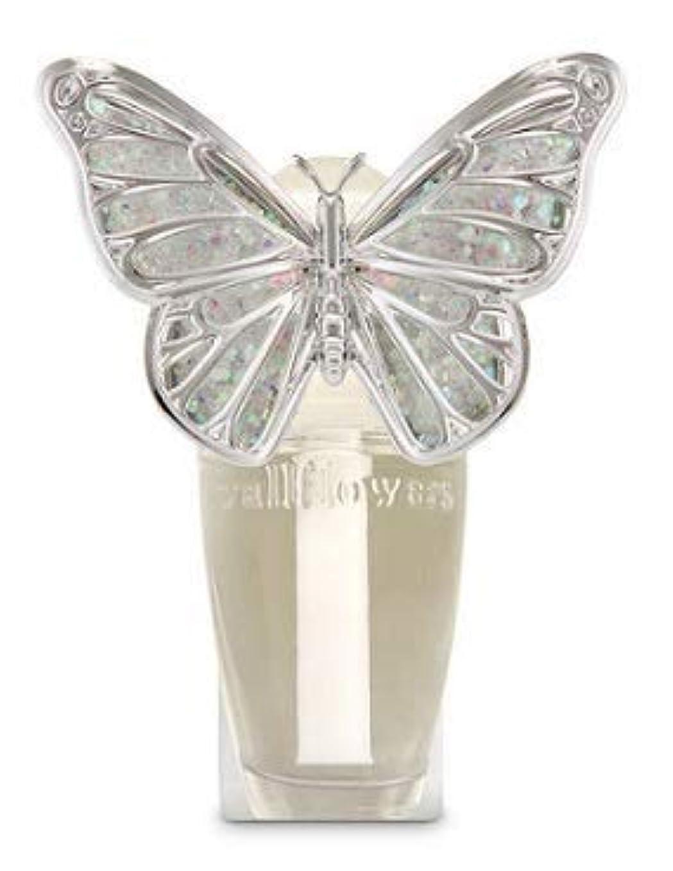 日常的にまた明日ね赤道【Bath&Body Works/バス&ボディワークス】 ルームフレグランス プラグインスターター (本体のみ) スプリングバタフライ ナイトライト Wallflowers Fragrance Plug Spring butterfly...