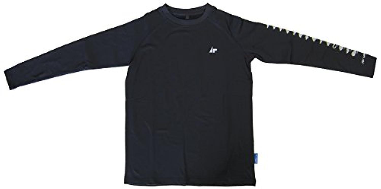 Arukazik Japan(アルカジックジャパン) Ar.ヒートロングTシャツ ブラック 3L