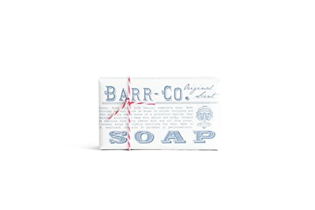 もっと少なくアルプス例外BARR-CO.(バーコー) バーソープ