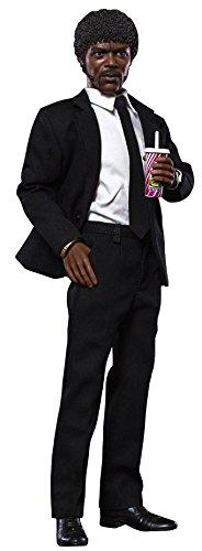 スターエーストイズ マイ フェイバリット ムービー シリーズ パルプ フィクション ジュールス ウィンフィールド 1/6スケール 塗装済み 可動フィギュア