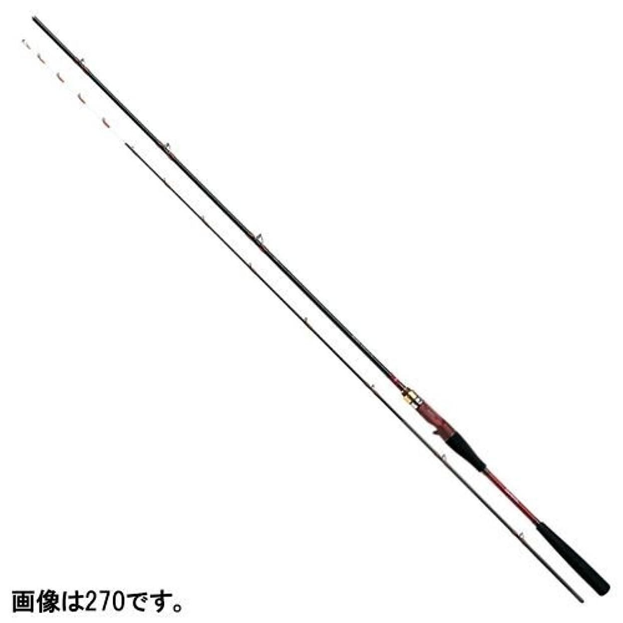 均等にニッケル栄養ダイワ(Daiwa) 船竿 ベイト アナリスター 瀬戸内タイサビキ 270 釣り竿