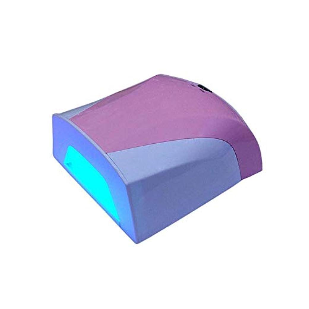 ヘッジ置き場信頼性のある36ワットuv ledネイルランプネイルドライヤーライトマシン用硬化ゲルネイルポリッシュネイルアートマニキュアツールでタイマー設定、ファン