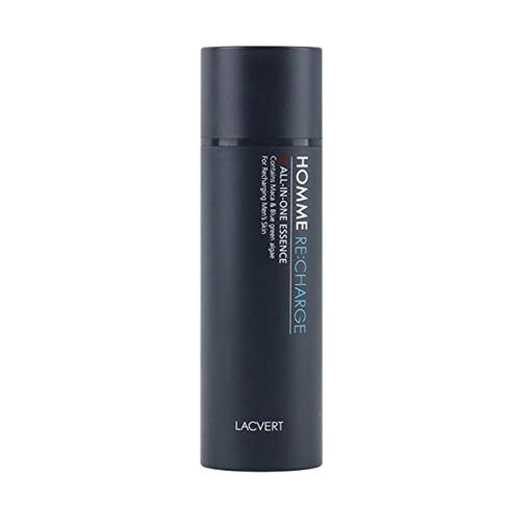 純粋な無駄だ発行するラクベルオムリチャージオールインワンエッセンス150mlメンズコスメ韓国コスメ、Lacvert Homme Recharge All in One Essence 150ml Men's Cosmetics Korean Cosmetics [並行輸入品]