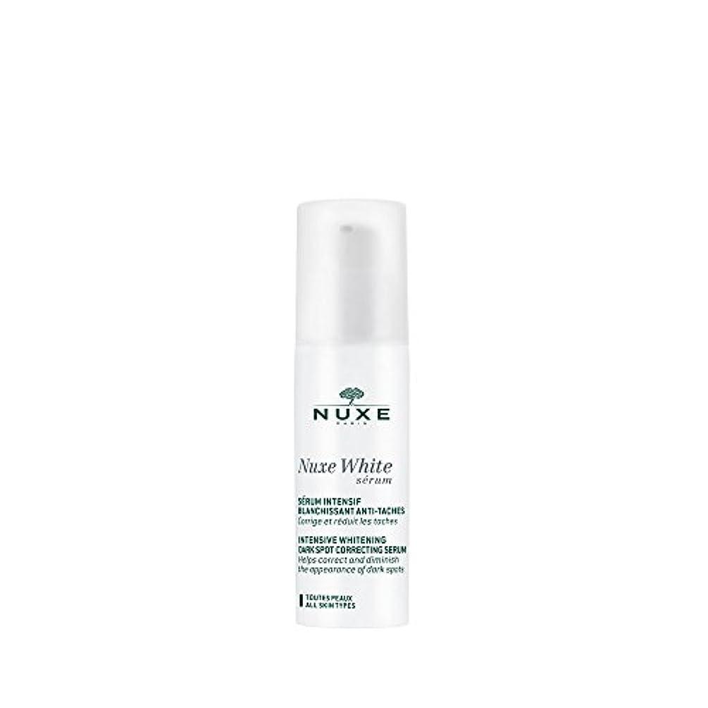 ばかげている起きろビジネスニュクス(NUXE) ニュクスホワイト インテンシブ ホワイトニング セラム (医薬部外品) 美容液 30mL