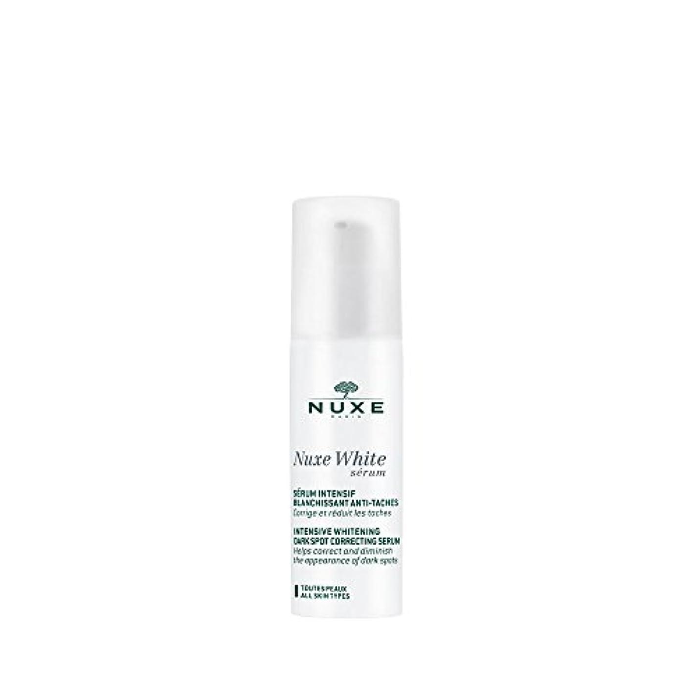 覆すレパートリー毒性ニュクス(NUXE) ニュクスホワイト インテンシブ ホワイトニング セラム (医薬部外品) 30mL 国内正規品