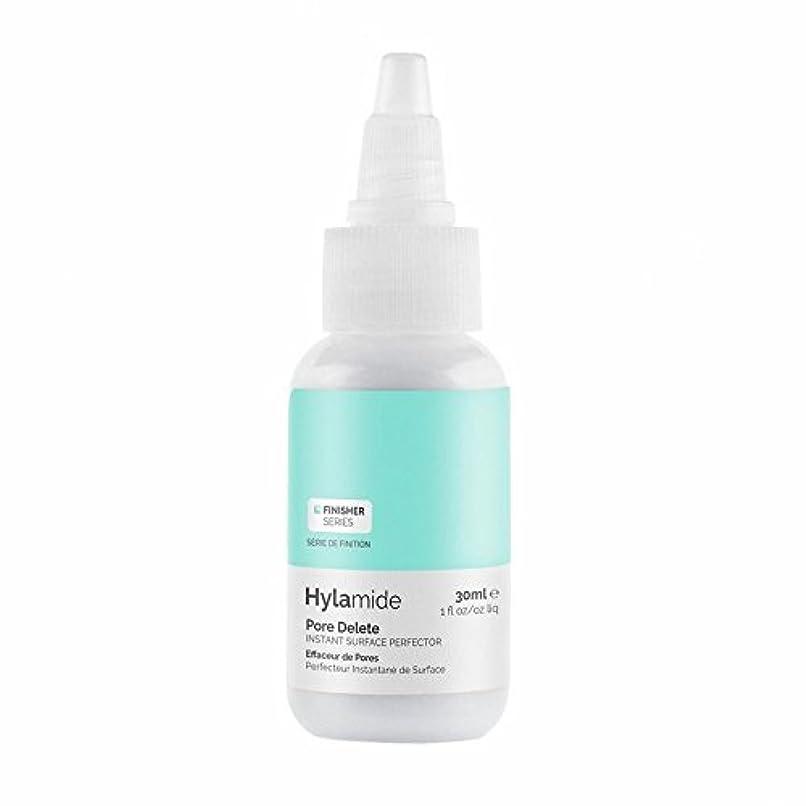 実現可能主要な振る舞い孔は、30ミリリットルを削除します x4 - Hylamide Pore Delete 30ml (Pack of 4) [並行輸入品]