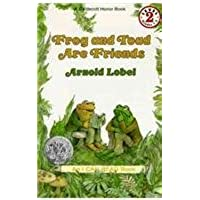 Frog and Toad Are Friends (I Can Read Books: Level 2)