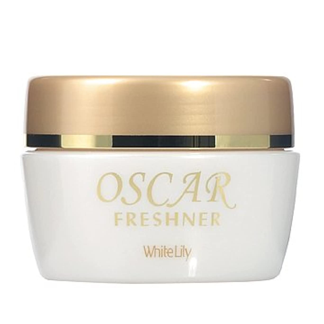 ハリウッド裁量出版ホワイトリリー オスカーフレッシュナー 95g 洗顔料