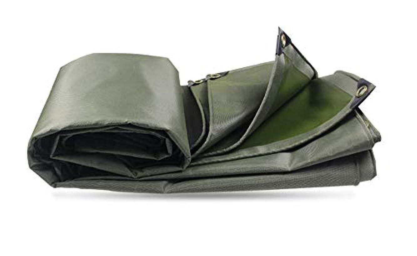 に頼る半球宅配便Tarpaulin カーペット、マシンカバー、キャノピー、ウィンドプロテクター、プライバシー壁、ピクニックマット、ペイントシールド、ボートカバー、釣り、プールカバー、キャラバン、マルチサイズオプション、グリーンに最適 Garden tent (Size : 4*5M)