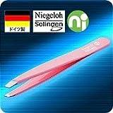 ドイツ ゾーリンゲンNiegeloh(ニゲロ社)のツイザー 68244