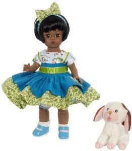 "Alexander Dolls 8"" The Poky Little Puppy - African American - Little Golden Books Collection - Storyland Collection... ドール 人形 フィギュア(並行輸入)"