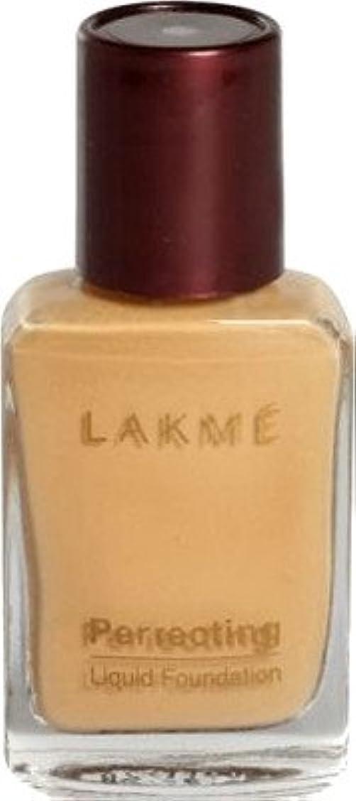 Lakme Perfect Liquid Foundation (大理石)
