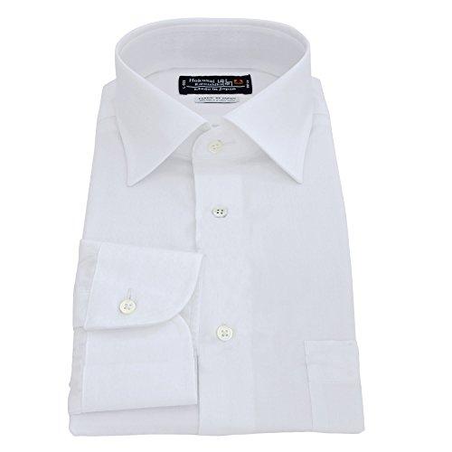BUSINESSMAN SUPPORT(ビジネスマンサポート) 日本縫製 長袖ワイシャツ 日本生地 形態安定
