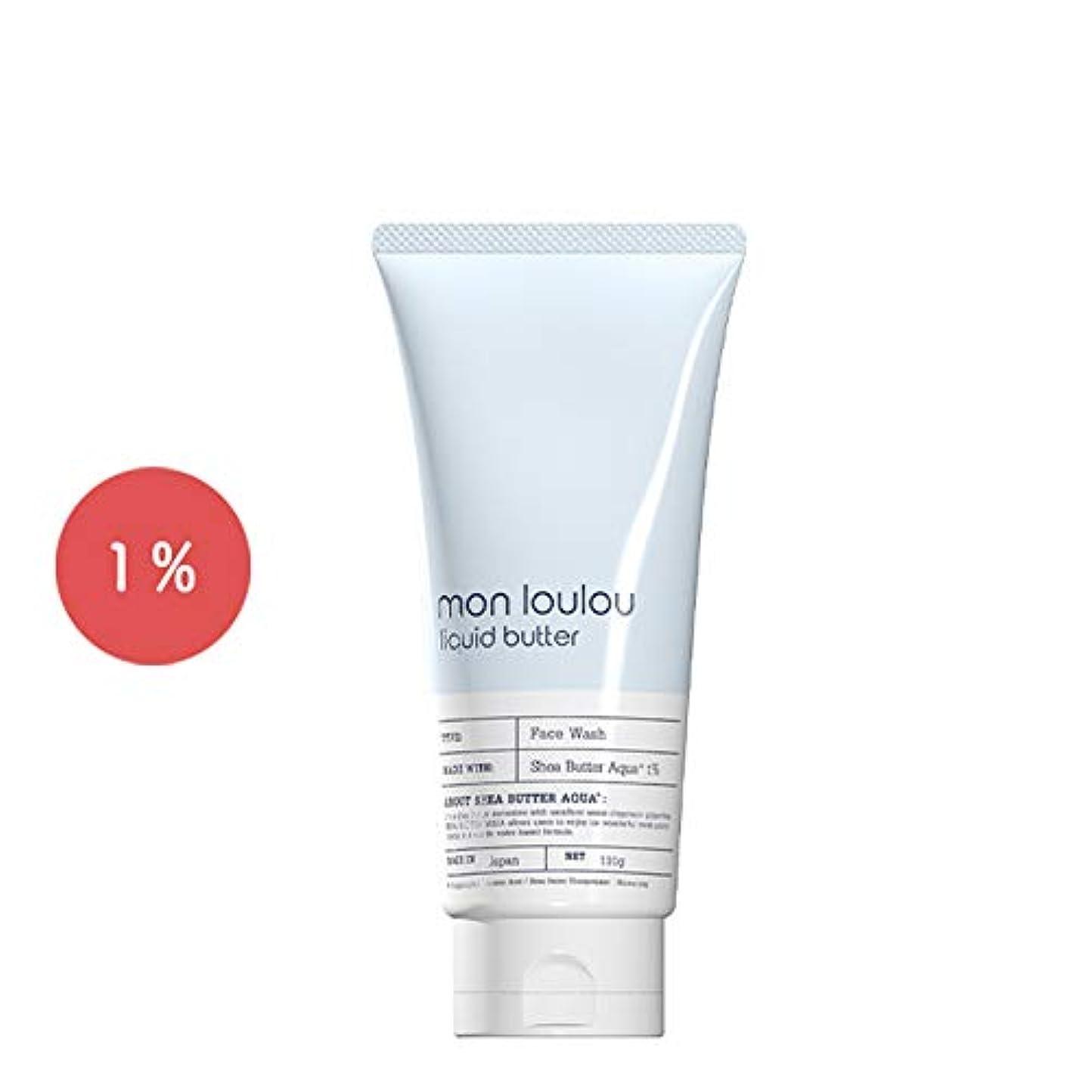 バブル研究ペルーモンルル 1% フェイスウォッシュ 130g