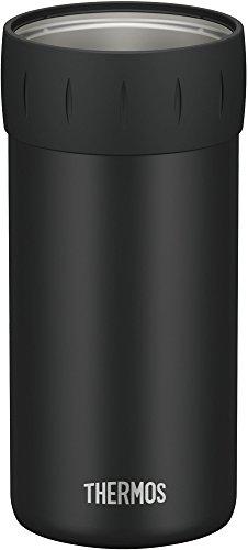 サーモス 保冷缶ホルダー 500ml缶用 ブラック JCB-500 BK