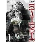 DEATH NOTE 1 [DVD]