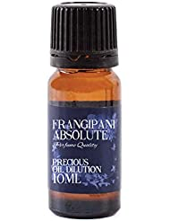 Frangipani PQ Absolute Oil Dilution - 10ml - 3% Jojoba Blend
