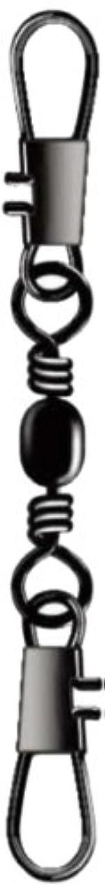 世界ゴミ箱を空にする同等のNTスイベル(N.T.SWIVEL) ダブルインター付タル クロ #11