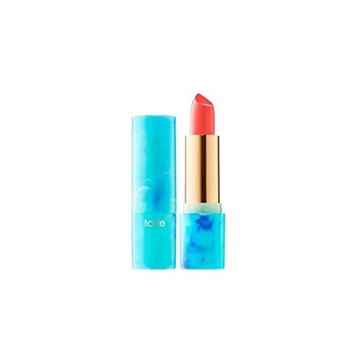 感覚ワイプスロープtarteタルト リップ Color Splash Lipstick - Rainforest of the Sea Collection Satin finish