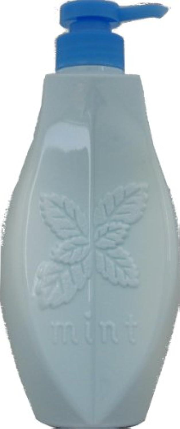 直径お香コレクションミント スカルプ&ヘアマスク エクストラクール 580g